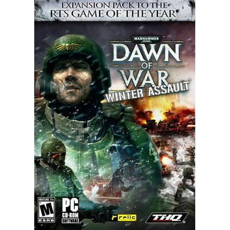 Warhammer 40,000 Dawn of War Winter Assault (Dawn Of War Winter Assault Cd Key)