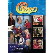Chicago: Live In Concert (Music DVD) by