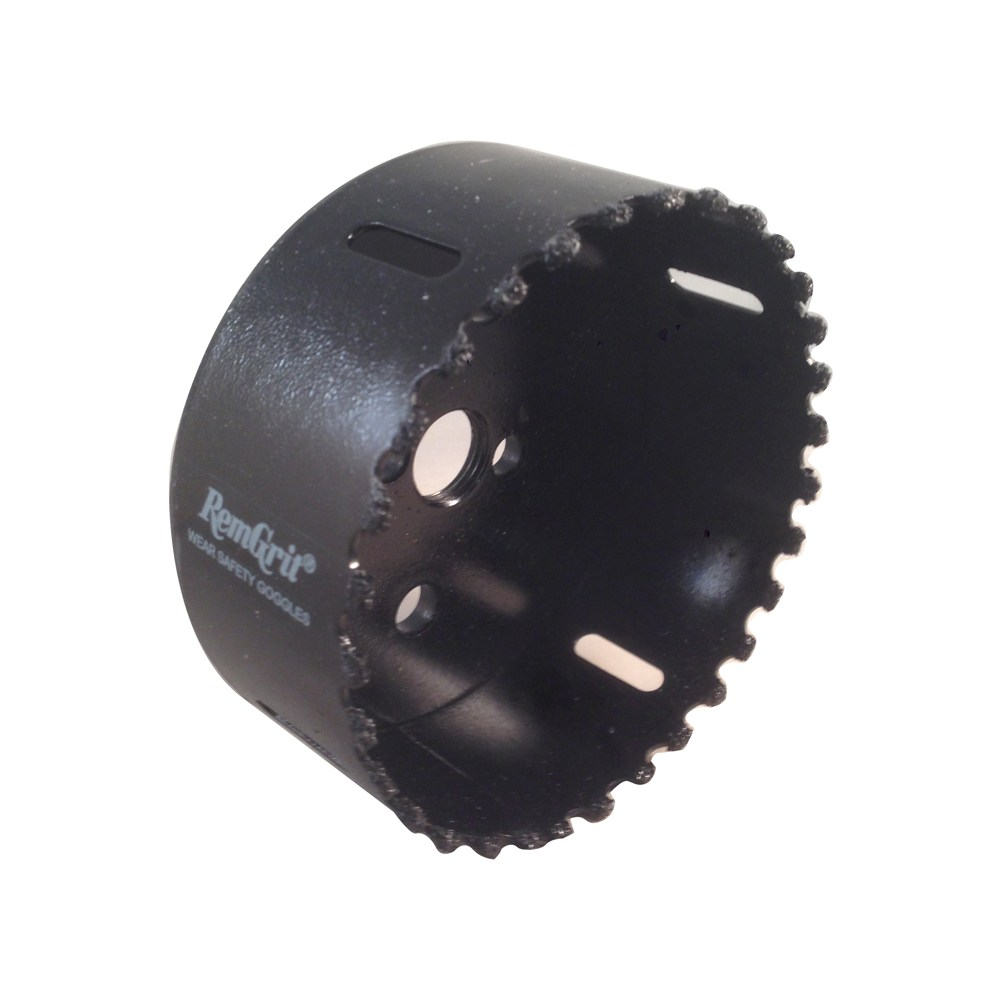 Disston G060 Remgrit 3.75 In. Carbide Grit Hole Saw