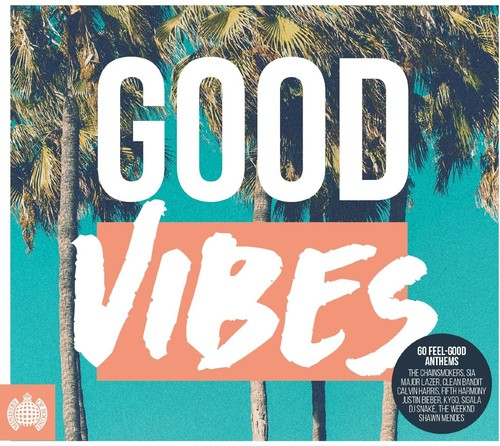 Ministry Of Sound: Good Vibes   Various by PID