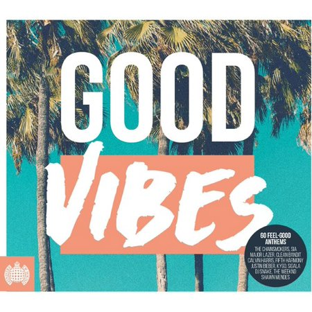 Ministry Of Sound: Good Vibes / Various (CD)](Ministry Halloween Live)