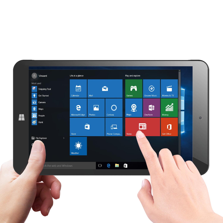 Kocaso W810 - 8in. Windows 10 Tablet (Black)