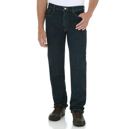 (Wrangler Men's Advanced Comfort Regular Fit Jean)