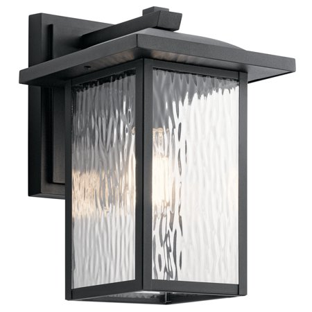 Kichler Outdoor Plastic Fixture (Kichler Capanna Outdoor Wall Light)