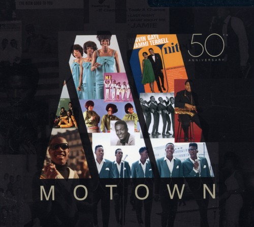Playlist Plus: Motown [Remastered] [Eco-Friendly Digipack] (Remaster) (Digi-Pak)