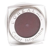 L'Oreal Color Infallible Eyeshadow, 013 Burning Black .12oz