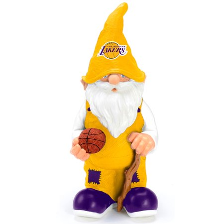 NBA Forever Collectibles Team Gnome, Los Angeles