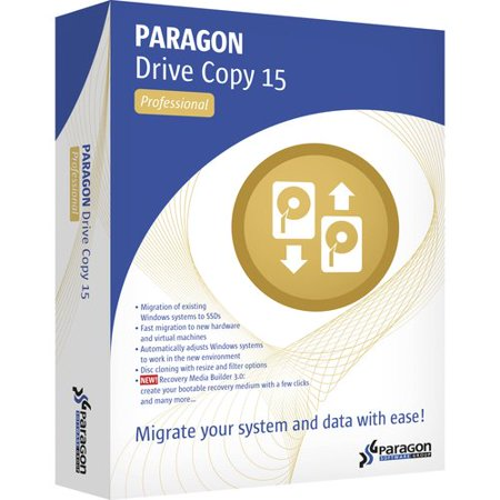 Paragon 404PREPL Drive Copy 15 Pro (Email Delivery) ()