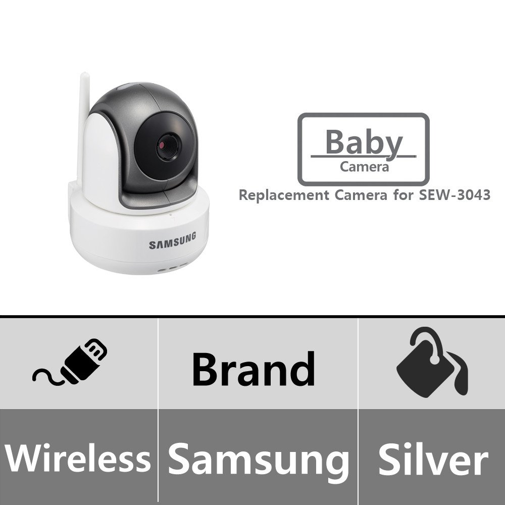 Samsung SEP 1003RW Samsung SEP 1003RW Wireless HD PTZ Video Baby Camera