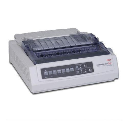 Okidata Microline 320 Turbo 9-Pin Impact Printer