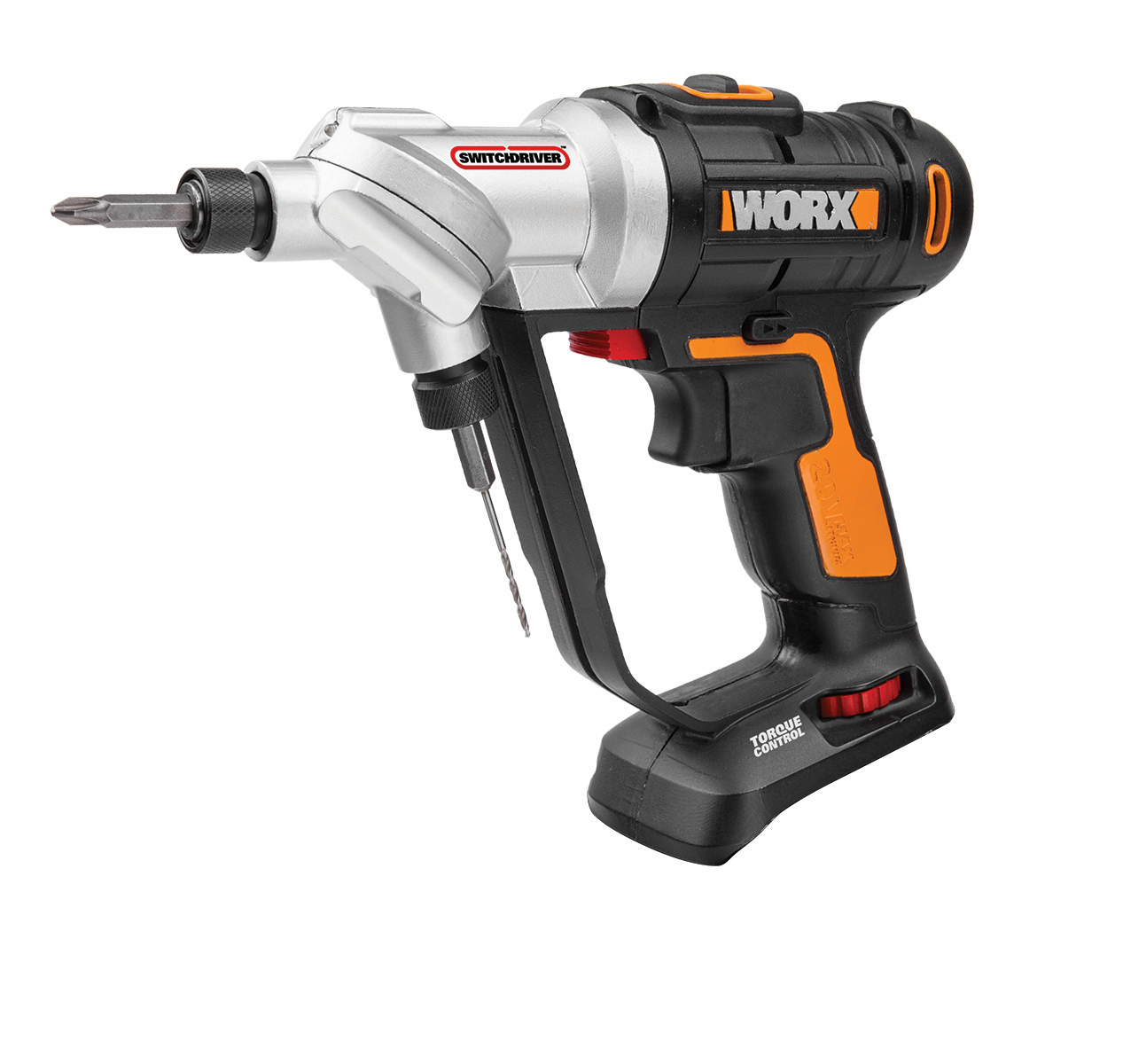 WORX 20-Volt Switchdriver Bare Tool ( No Battery, No Charger Included )
