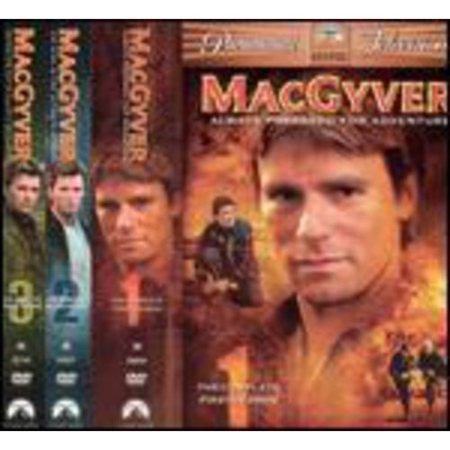 MacGyver: The Complete Seasons 1-3 (Full Frame)