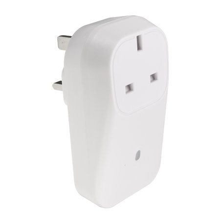 Wifi Cell Phone Remote Control Wireless Switch Timer Switch Home Automation Power Socket  eu Plug - image 3 of 6