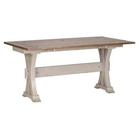 Liberty Furniture Industries Farmhouse Reimagined Flip Lid Sofa Table by Liberty Furniture