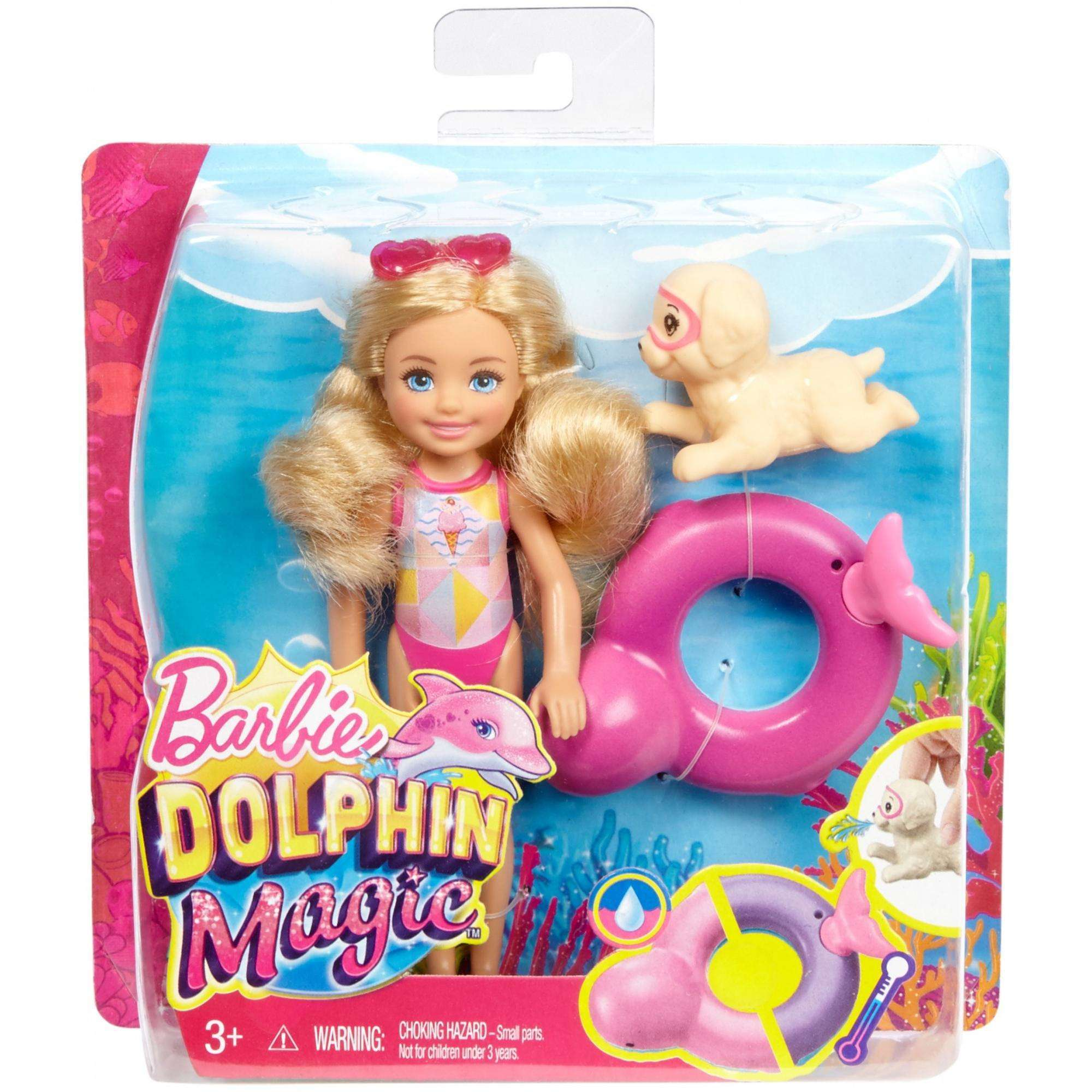 barbie dolphin magic movie poster