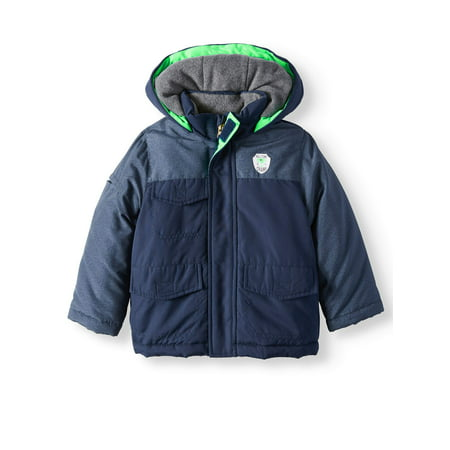 Boys Mcmurdo Down Parka - Colorblock Parka Coat (Baby Boys, Toddler Boys)