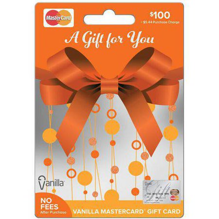 MasterCard $100 Gift Card](Wish Gift Card Stores)