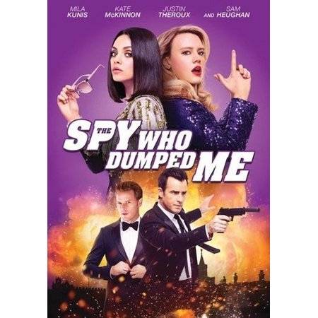 The Spy Who Dumped Me (DVD) (Spy Optic Cyrus)