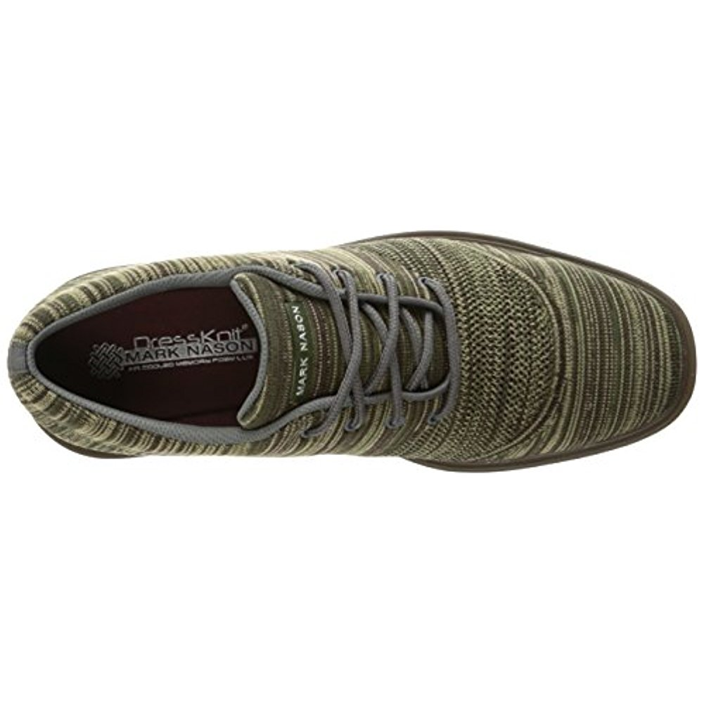 Mark Nason Los Angeles Men's Starcross Oxford, Olive, 12 M US