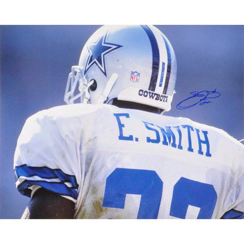 NFL - Emmitt Smith Autographed 16x20 Photograph | Details: Dallas Cowboys