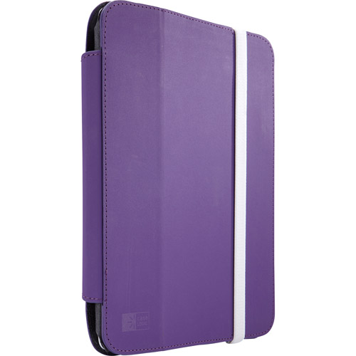 Case Logic Ipad Folio Gotham Purple