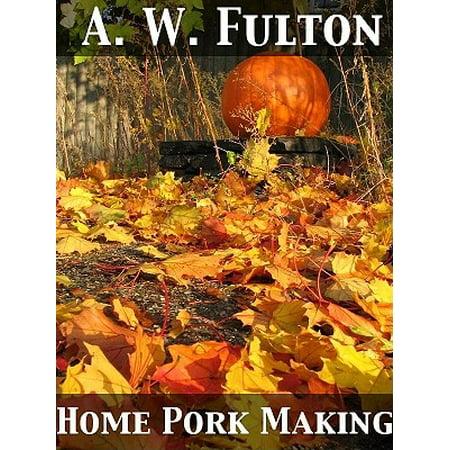 Home Pork Making - eBook