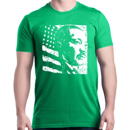 Shop4Ever Men's Martin Luther King Jr. Graphic T-shirt ()