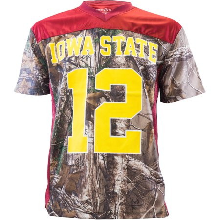 Ncaa Iowa State Mens Realtree Game Day Jersey