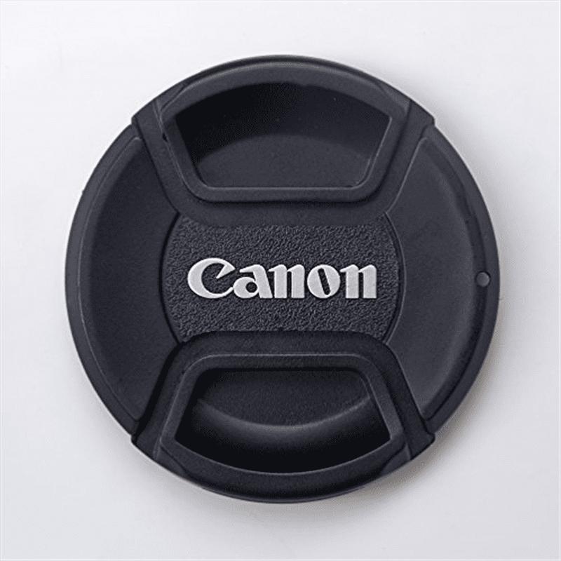 Canon 77mm Center-pinch Front Lens Cap, Camera Lens Cover.