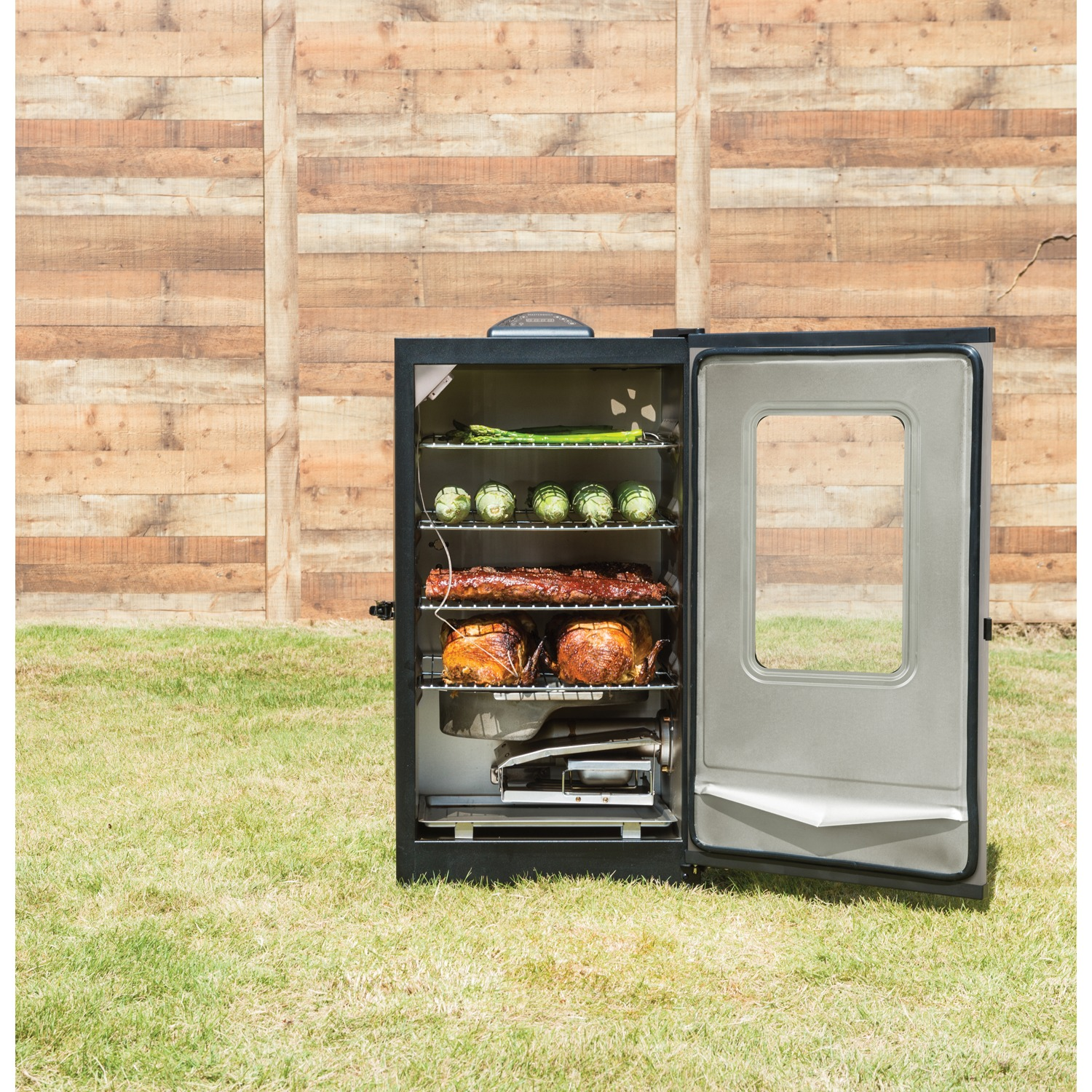 Masterbuilt Digital Electric Smoker 130S - 30""