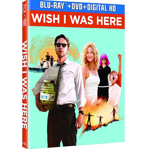 Wish I Was Here (Blu-ray + DVD + Digital HD) (With INSTAWATCH) (Widescreen)