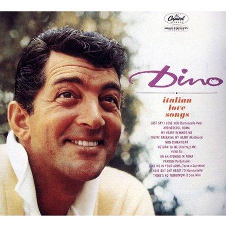 Dino: Italian Love Songs (Vinyl) (Halloween Opera Songs)