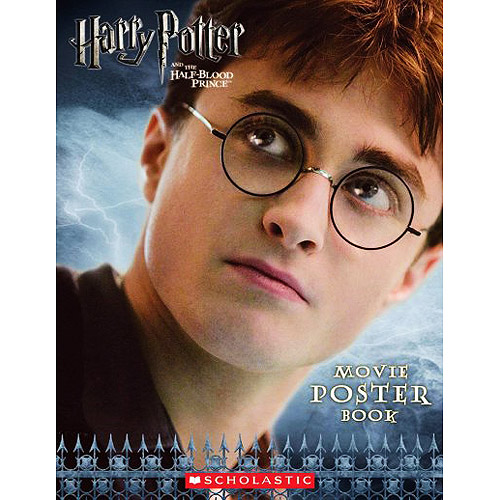 Harry Potter and the Half-Blood Prince Movie Poster Book