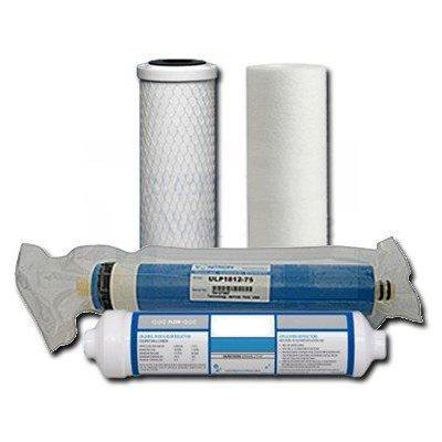 Undersink Reverse Osmosis - Universal 4-Stage Under Sink Reverse Osmosis Replacement Filter Kit
