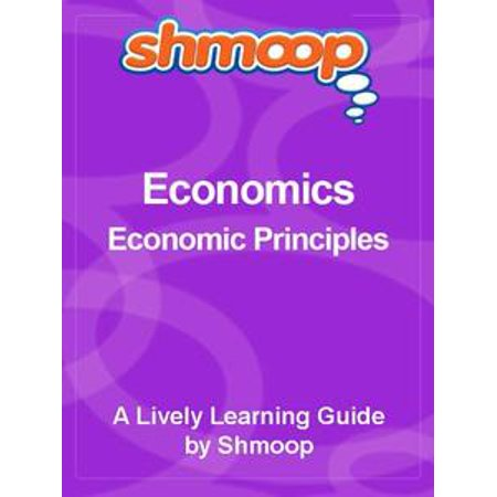 Shmoop Economics Guide: Economic Principles - eBook
