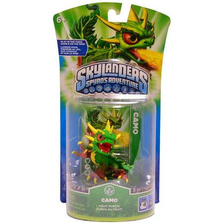 Skylanders Spyros Adventure Camo Character Pack (Universal)