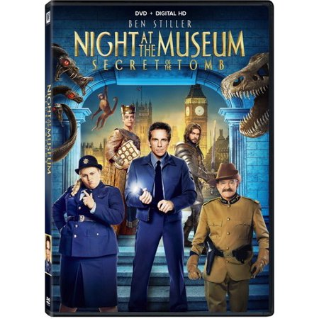 Night at the Museum: Secret of the Tomb (DVD) - image 1 of 1