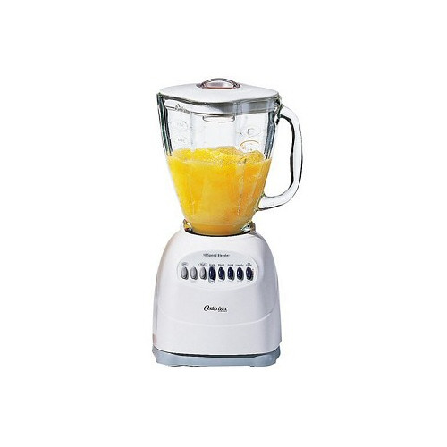 Oster 10 Speed Glass Jar Blender