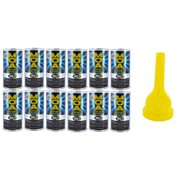 BG MOA Motor Oil Additive 11oz (12 Pack) With Funnel