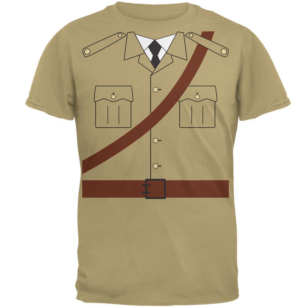 Halloween Safari Explorer Dr. Livingstone Costume Mens T Shirt