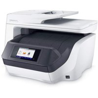 HP  OfficeJet Pro 8720 All-in-One Inkjet Printer, White, Up to 24 PPM Black, Up to 20 PPM Color (M9L75A)
