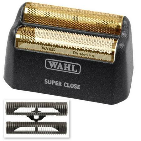 WAHL Barber 5 Star Shaver Replacement Foil & Cutter Burgundy CL-7031-100