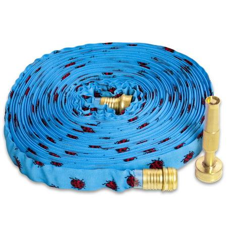 Nozzle Body Series (50' HydroHose Deigner Series w/Adjustable Brass Nozzle, Lady)