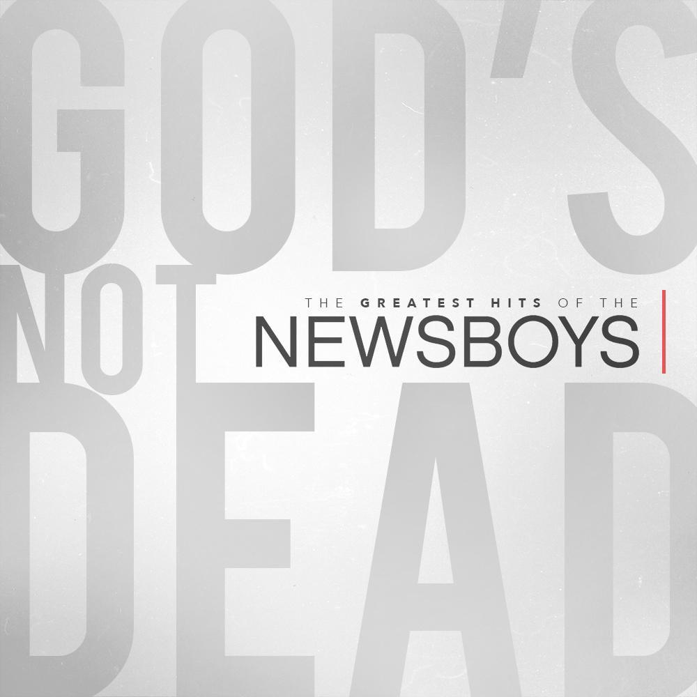 Newsboys - God's Not Dead - The Greatest Hits Of The Newsboys (CD)