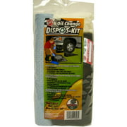 FLOTOOL Oil Change Clean Up Disposable Kit