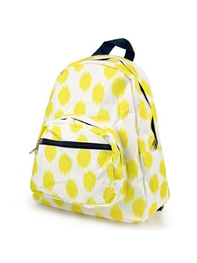 4375885fe8 Product Image Kids Small Backpack Outdoor by Zodaca Bright Stylish Shoulder  School Zipper Bag Adjustable Strap - Yellow