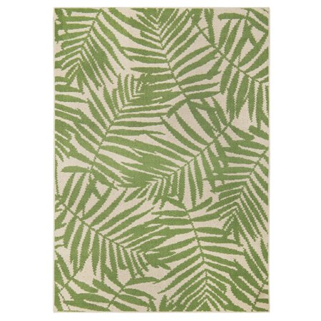 Mainstays Palm Indoor/Outdoor Area Rug