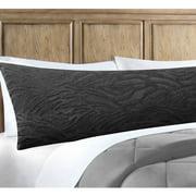 Heritage Club Zebra Faux Fur Body Pillow
