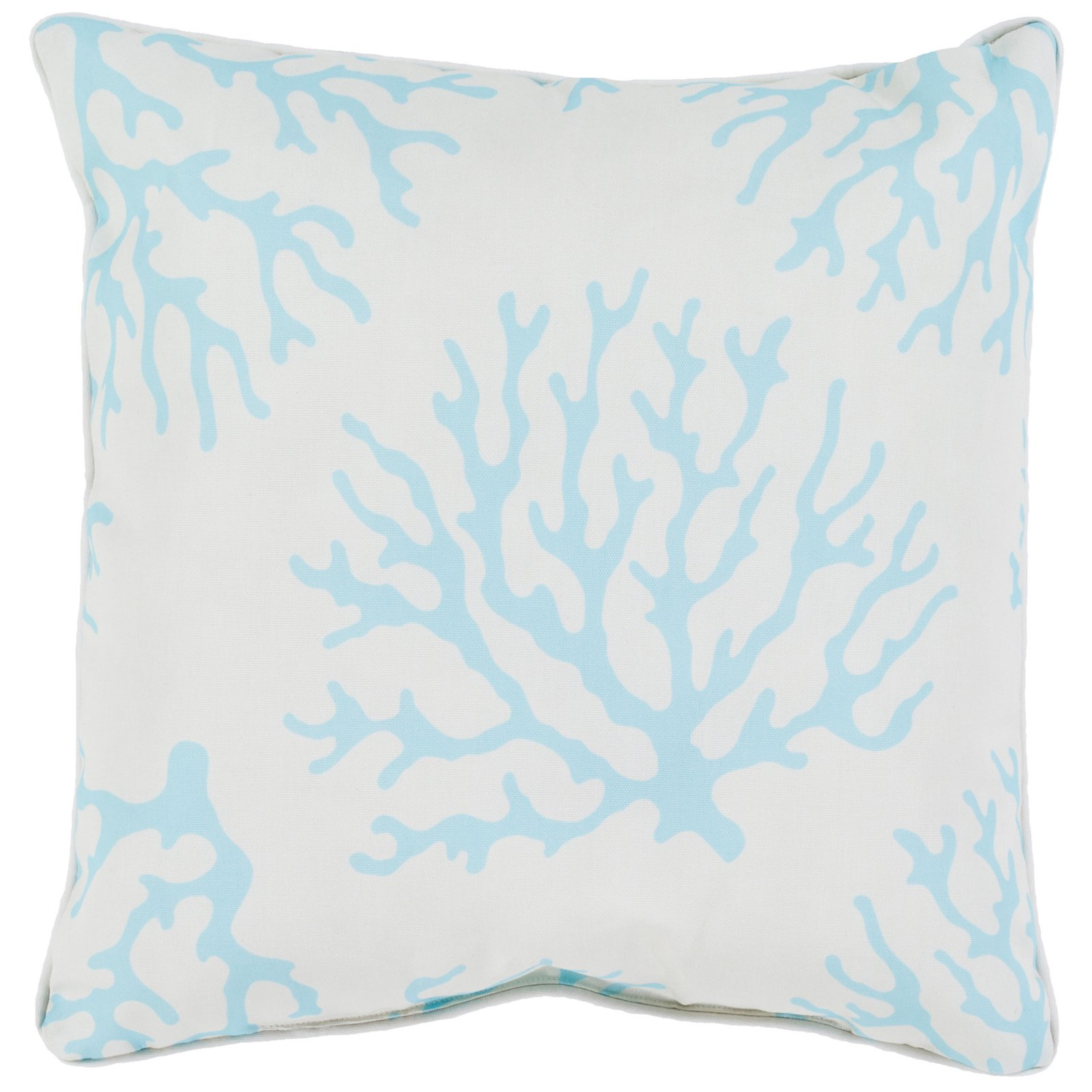 Surya Coral Indoor/Outdoor Pillow