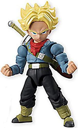 Dragon Ball Super 66 Action Super Sayian Trunks Action Figure